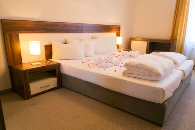 Balkan Jewel hotel - One bedroom apartment