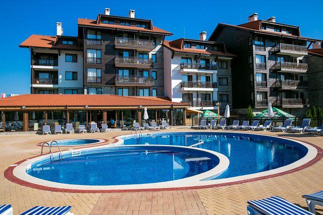 Balkan Jewel хотел
